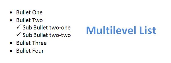 Cara Membuat Bullets dan Numbering Tag HTML di Blogspot