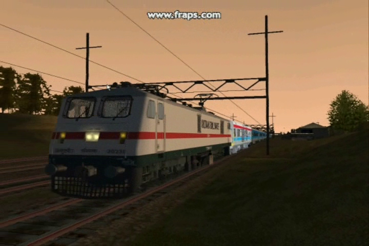 MSTS Indian Railways free download