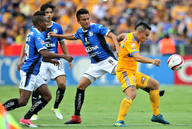 Tigres igualó 1-1 con Querétaro