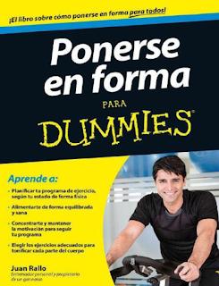Libro en pdf Ponerse en forma para Dummies Juan Rallo