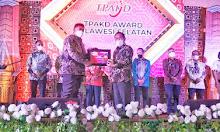 Inovasi Program TPKAD Sidrap Dapat Penghargaan Dari OJK