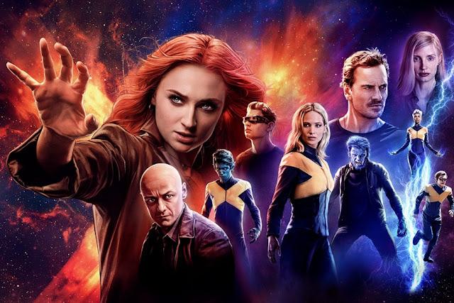 REVIEW: X-Men Dark Phoenix (2019)