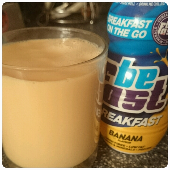 be fast breakfast drink