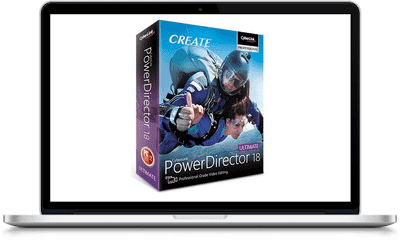CyberLink PowerDirector Ultimate 18.0.2028.0 Full Version