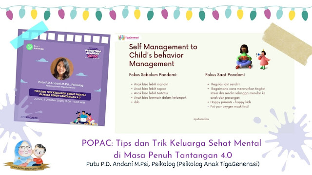 Popmama Parenting Academy 2020