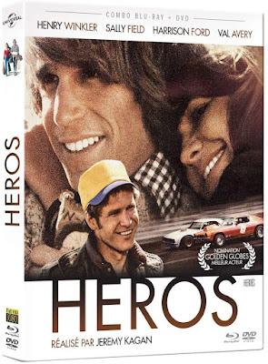 Héros Blu-ray CINEBLOGYWOOD