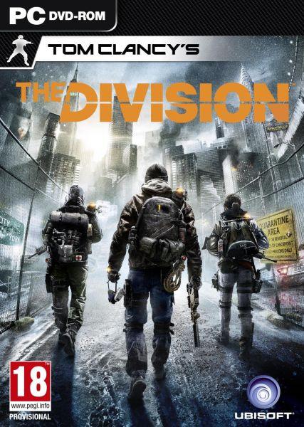اهم 10 العاب كمبيوتر منتظرة فى عام 2016 لعبة Tom Clancy's The Division