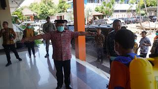Komisi A DPRD Jatim Cek Kesiapan Posko Covid-19 Kota Mojokerto