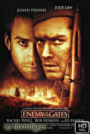 Enemigo A Las Puertas [2001] [Latino-Ingles] HD 1080P [Google Drive] GloboTV