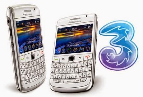 paket blackberry 3, Paskabayar,