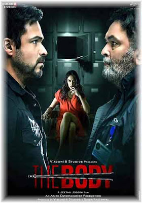 The Body 2019 480p Hindi HDRip 300MB ESub