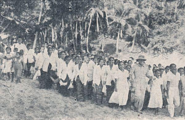 Desa Alusi Krawain, Saksi Bisu Hadirnya Presiden Soekarno di Tanimbar