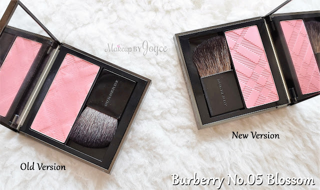 Burberry Beauty Light Glow Blush No.05 Blossom New Version Reformulated Review
