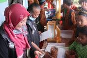 Mmc Outsiders Indonesia Chapter Tebo Bersama SMPN 44 Lubuk Mandarsah Bangun Ekonomi Kreatif