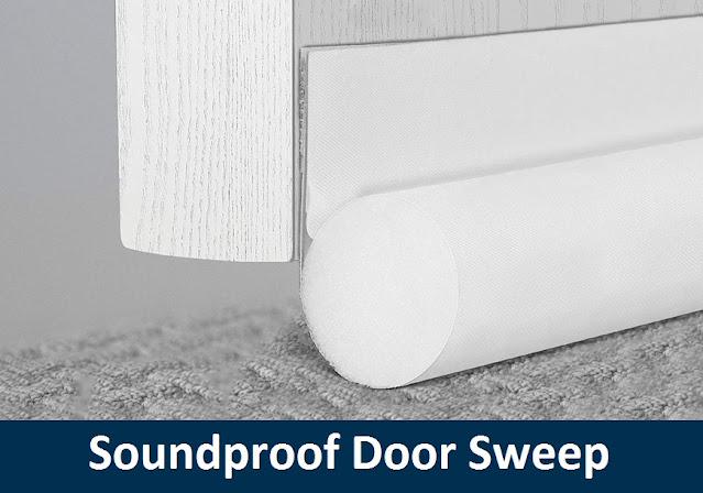 Soundproof Door Sweep