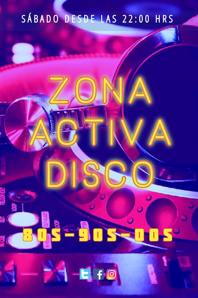 Zona activa disco