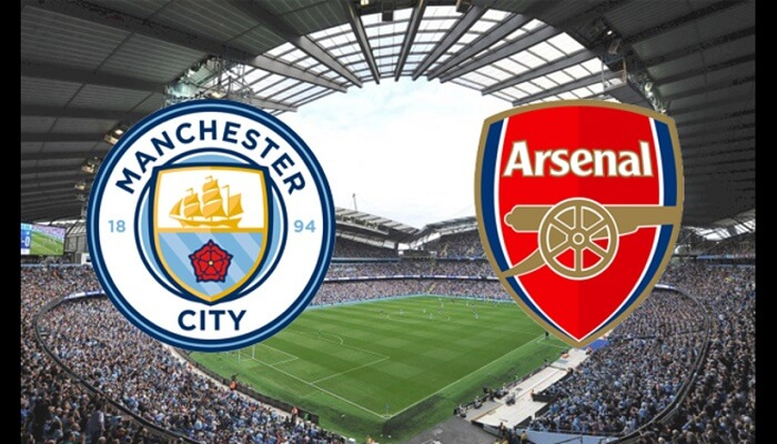 Ver Partido Manchester City vs Arsenal ONLINE