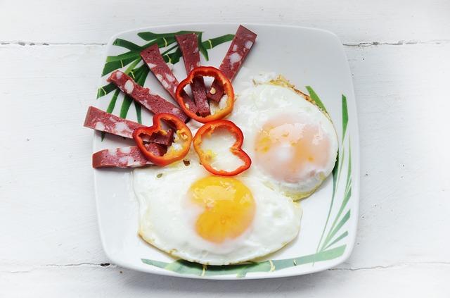Manfaat Telur Omelet Untuk Kesehatan