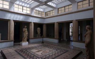 Κως: Επισκέψιμος και ο πρώτος όροφος του Αρχαιολογικού Μουσείου