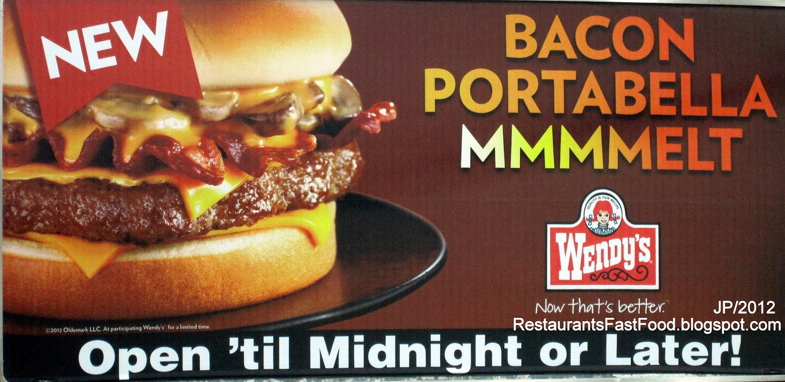 New Fast Food Items August