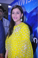 Mannara Chopra Looks Cute in Yellow Salwar Suit ~  Exclusive 03.JPG