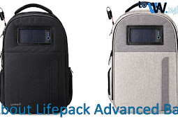 About Lifepack Advanced Bag