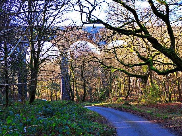 Luxulyan Valley and Viaduct, Cornwall