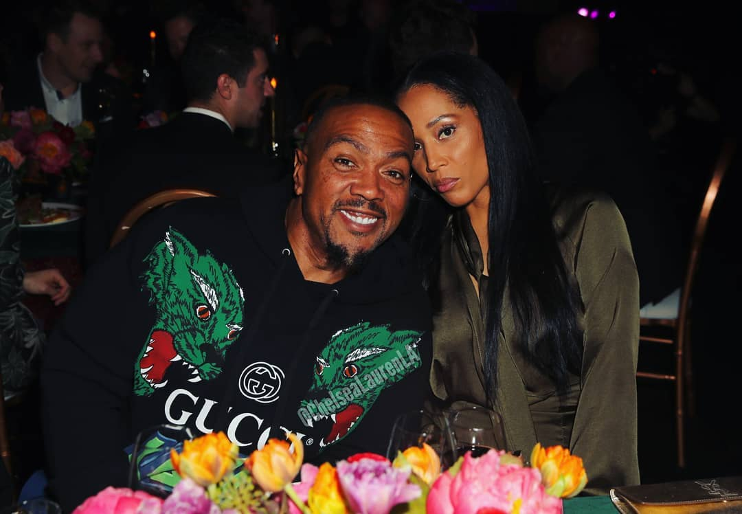 Timbaland At Spotify's 2nd Annual Secret Genius Awards