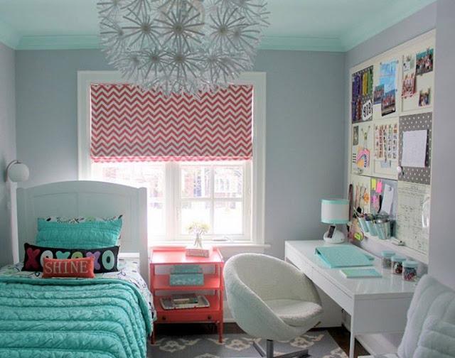 bedroom design ideas for teenage girl
