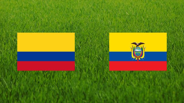 مشاهدة مباراة كولومبيا والاكوادور اليوم