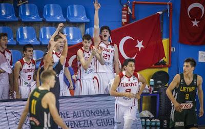 FIBA U16 Europe | Türkiye - Litvanya