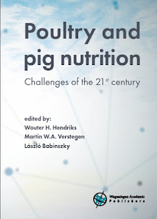 Poultry and pig nutrition Challenges of the 21st century