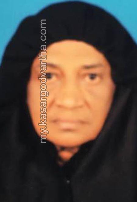 Obituary, Death, Kasargod, Nellikkunnu, Nellikkunnu Nafeesa Hajjumma passes away.