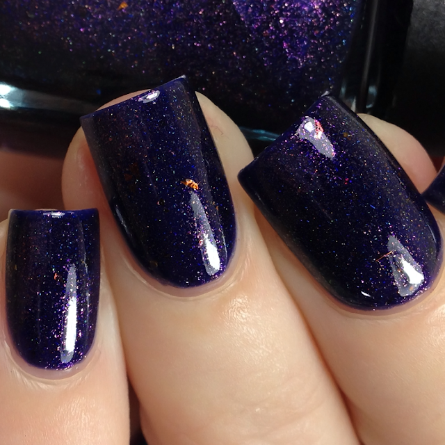 Turtle Tootsie Polishes-I Put A Spell On You