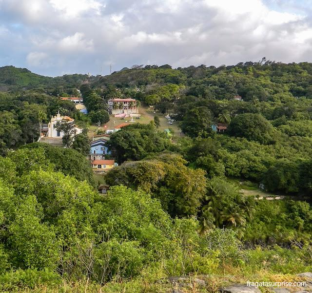 Vila dos Remédios, Fernando de Noronha