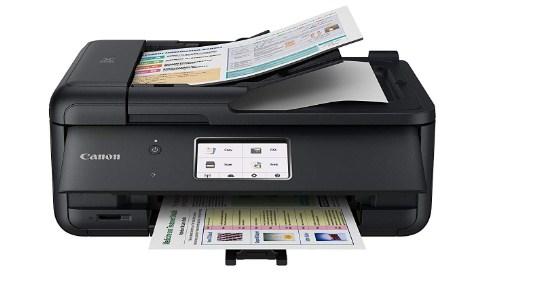 Canon PIXMA TR8550 Printer Driver Downloads