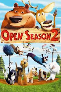 Open Season 2 Poster