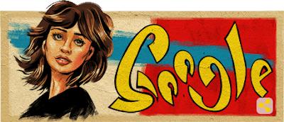 غوغل تحتفل بذكرى ميلاد الفنانة الراحلة مديحة كامل