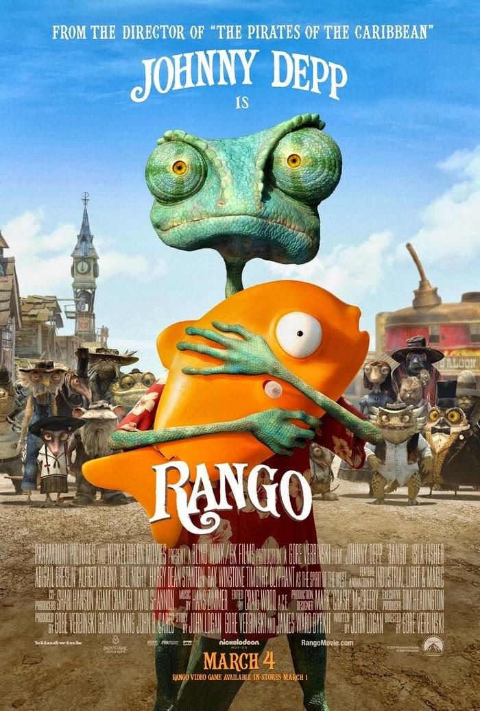 Rango: Bukalemun | BRRiP | TÜRKÇE DUBLAJ | 2011 Yandex Disk İndir