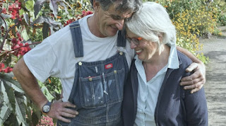 Jim Buckling and Sarah Wain