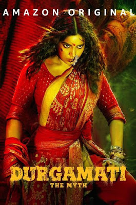 Durgamati The Myth 2020 Hindi 720p WEB-DL ESubs Download