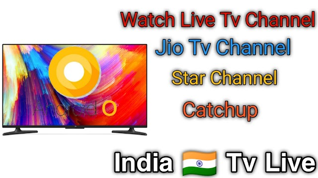 India Tv Live Tv App (All jio Channel And Catchup Working)