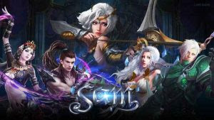 Sword and Magic MOD APK v2.1.0 Open World MMORPG Full Hack GOD MODE/UNLIMITED MANA Terbaru 2017