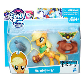 My Little Pony Main Series Single Figure Applejack Guardians of Harmony Figure