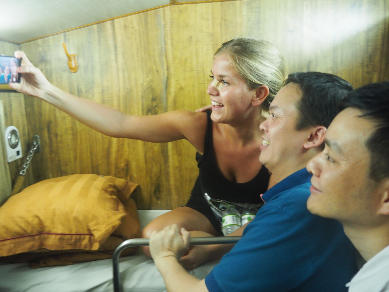 STORY TIME... Nearly getting knocked out by a taxi car boot in Danang, Vietnam