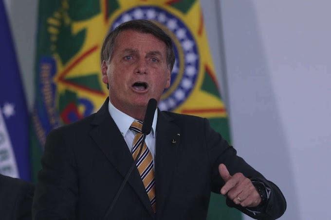 Em evento com evangélicos, Bolsonaro se diz contra 'rupturas', mas afirma que 'tudo tem um limite'