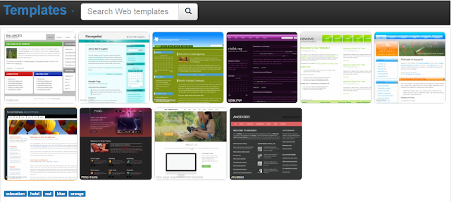download all free blogger templates