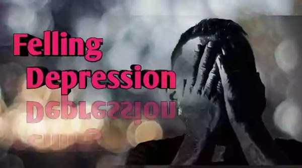How overcome depressions by some simple steps.