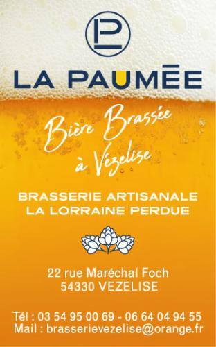 """Quand la Brasserie artisanale """"La Lorraine Perdue"""" faire renaître la bière de Vézelise !"""