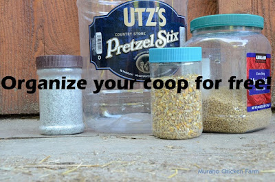 Organize your coop for free